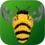 Remember Bee Logo